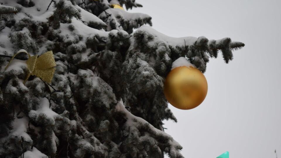 Новий рік і Різдво у Луцьку. Програма заходів