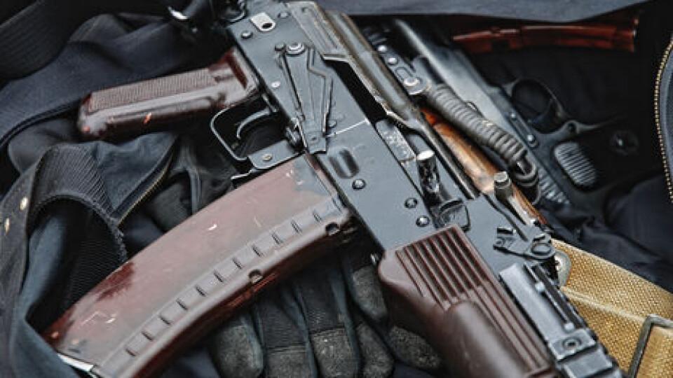 На Волині 20-річний військовий застрелився з автомата під час служби