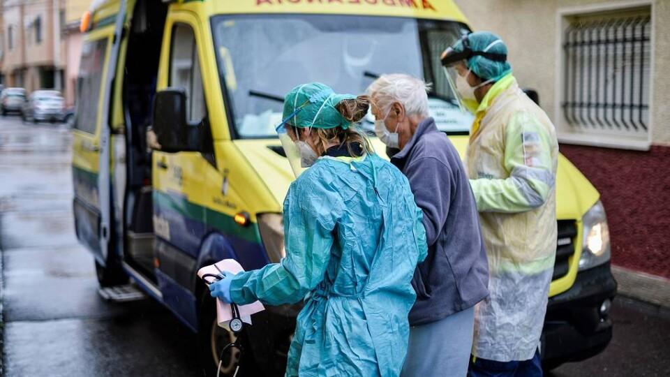 В Іспанії – рекордно низька смертність від коронавірусу за добу