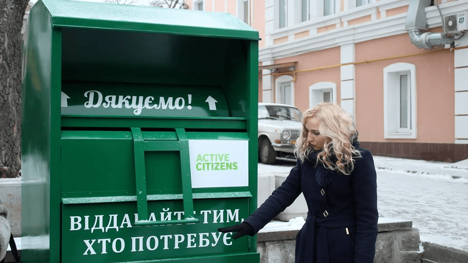 У Луцьку призупиняють проєкт «Соціальні контейнери»