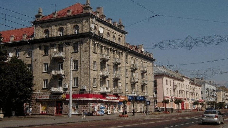 У Луцьку маршруткам повністю заборонили їздити проспектом Волі