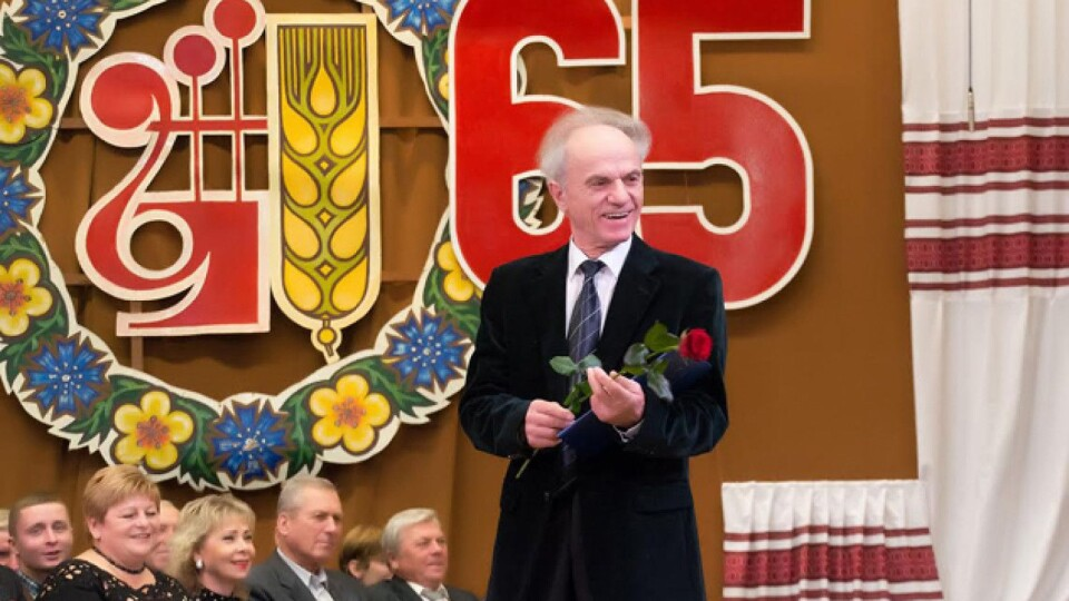 Помер відомий волинський диригент, народний артист України, керівник ансамблю «Колос»