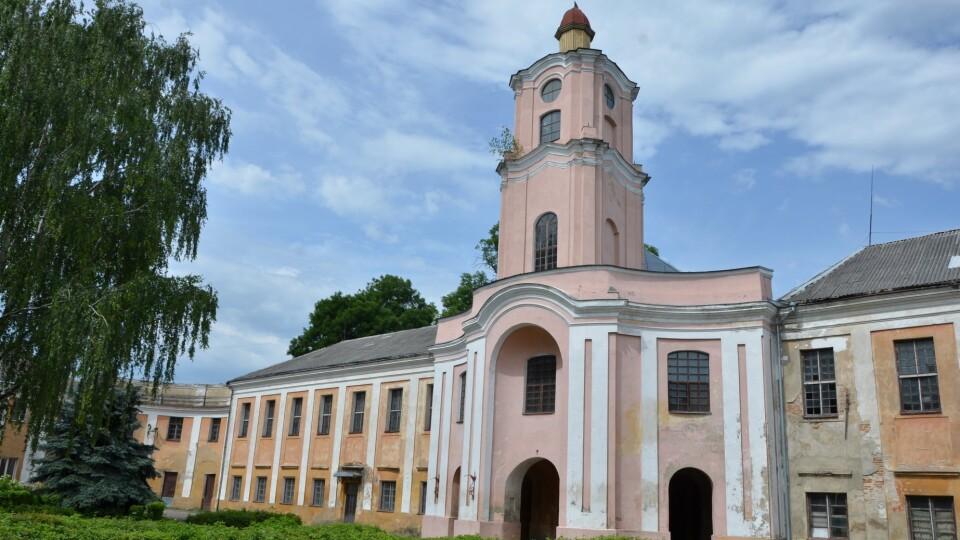 Олицький замок став частиною Волинського краєзнавчого музею
