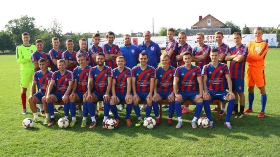 Під Луцьком стартує чемпіонат України з футболу серед аматорів