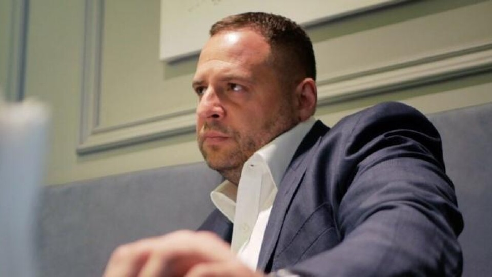 Голова Офісу Президента Єрмак перед карантином купив «мерседес» за 3 мільйони