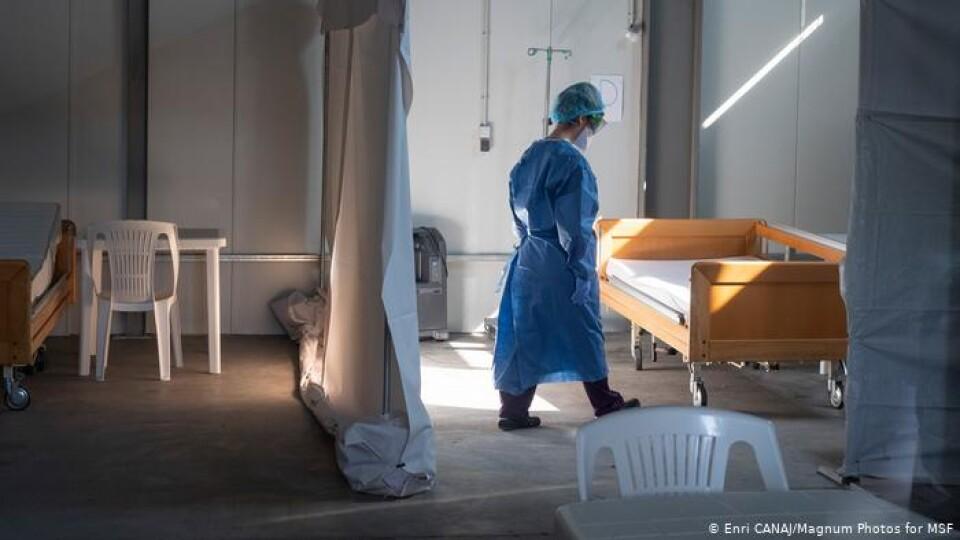 Коронавірус в Україні: захворіло майже 7 тисяч людей, одужало – 14,5 тисячі