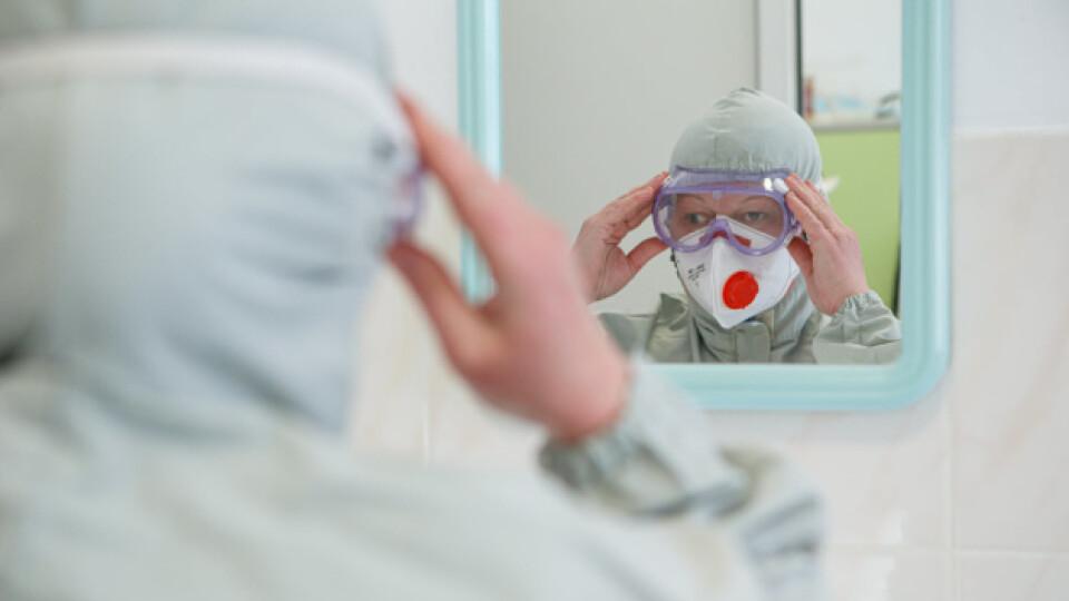 В Україні – майже 4 тисячі нових хворих на коронавірус