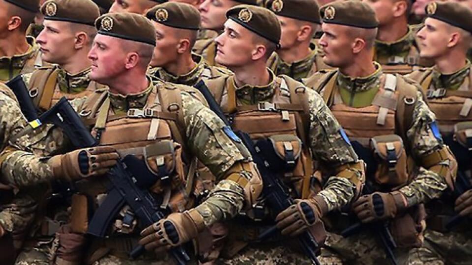 Замість генерал-полковників – бригадні генерали. В українській армії будуть нові звання