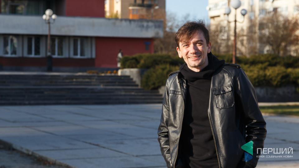 «На пенсії, може, куплю квартиру у Луцьку і житиму тут», - ведучий Максим Фраєрман. ІНТЕРВ'Ю