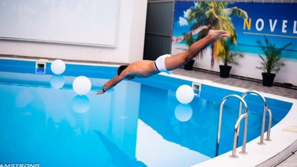 Закрили басейн у луцькій «Ротонді»
