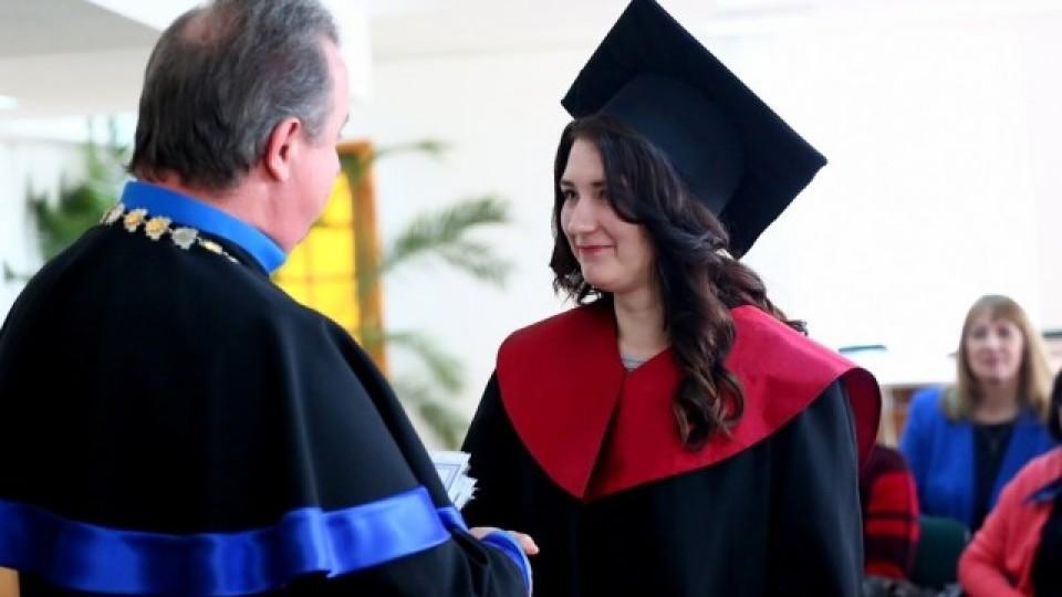 Філологам-магістрам Східноєвропейського національного університету вручили дипломи. ФОТО