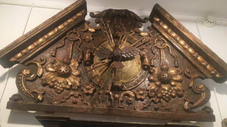 До Музею волинської ікони повернули вівтар костелу 17 століття