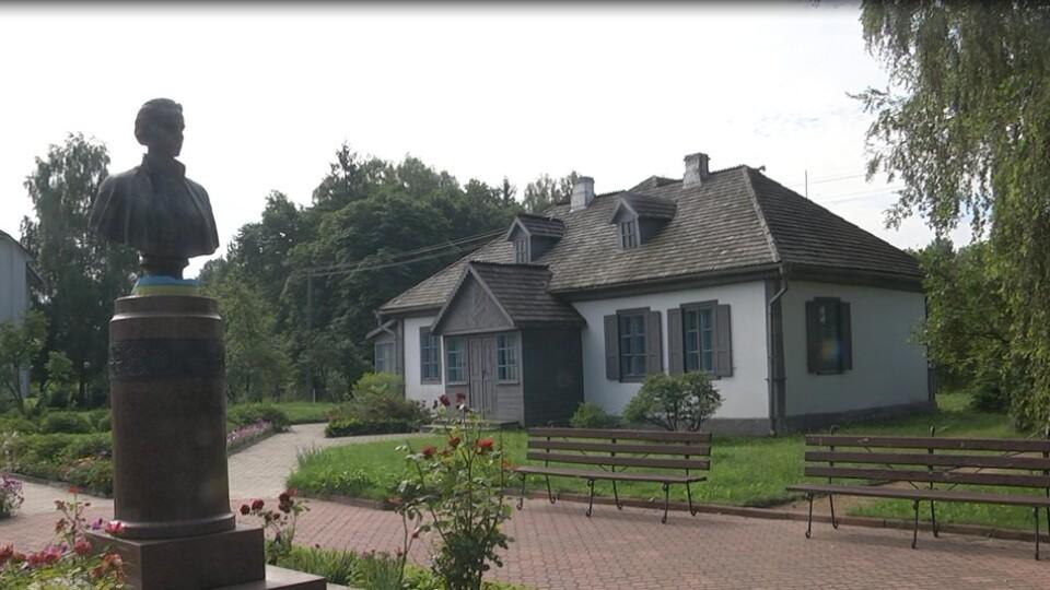 На Волині руйнується будинок, у якому жила Леся Українка. На його порятунок треба понад 10 мільйонів