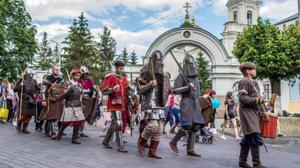 Туристичний сезон у Луцьку відкриють під музику 17 століття