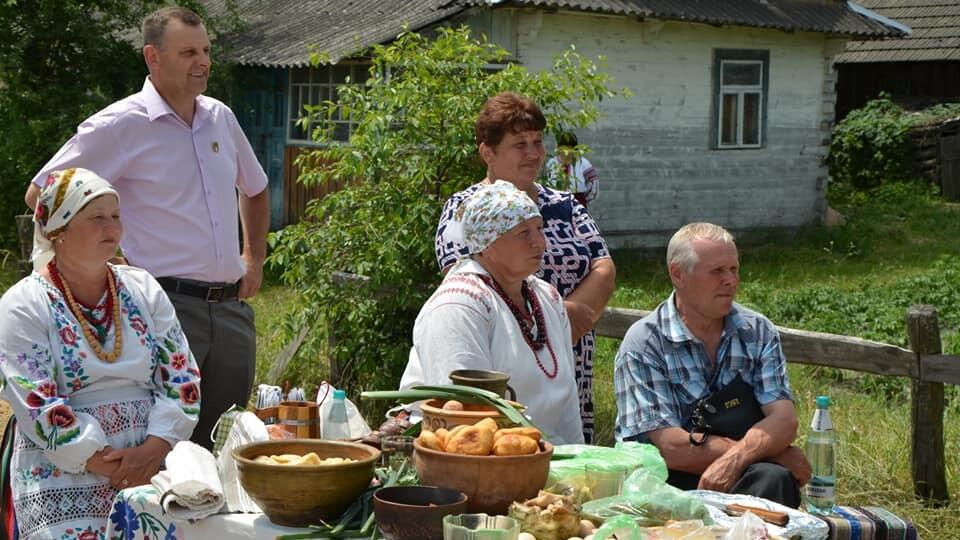 Волинському селу Чевель – 500 років. Як святкували і хто приїхав