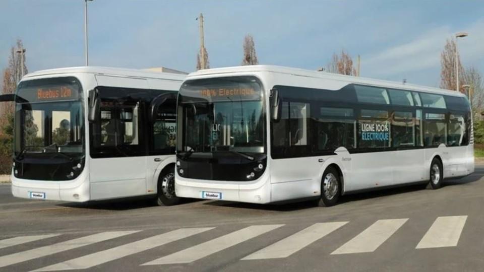Луцький завод зробив перший електричний автобус. ФОТО
