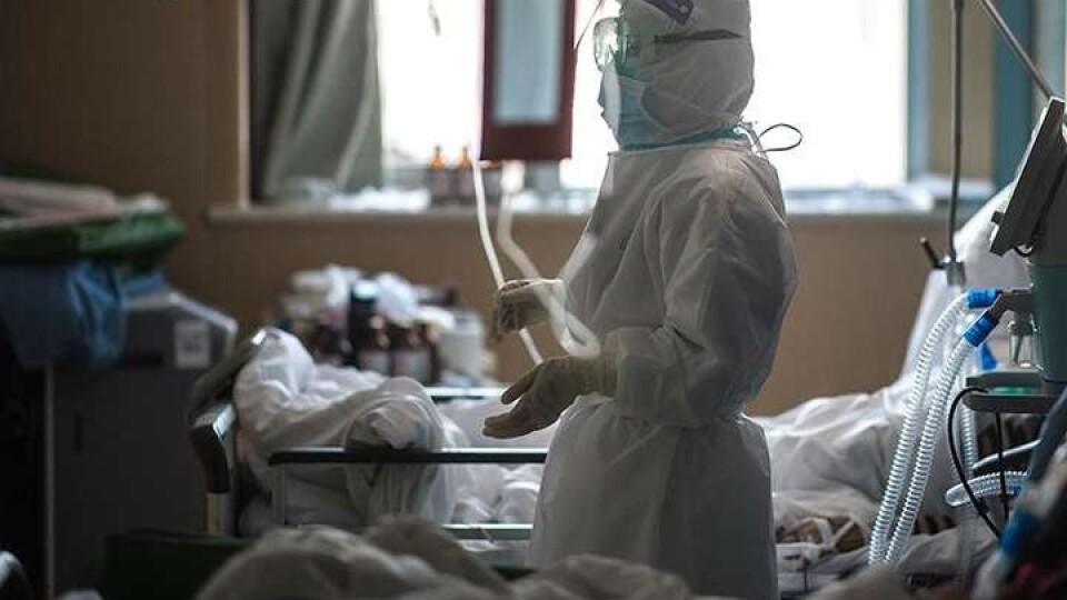 В Україні – понад пів тисячі випадків коронавірусу за добу. На Волині – рекордна кількість