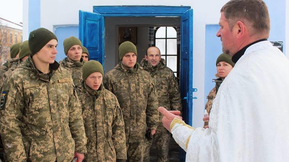 Богослужіння, смаколики, подарунки: як у 14-й бригаді відзначають Різдво. ФОТО