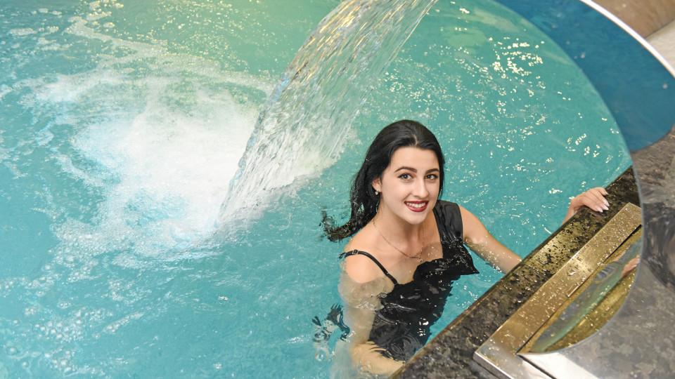 Учасниці реаліті-шоу «Пігмаліон 3D» релаксували у spa-зоні спорткомплексу «Максимус»
