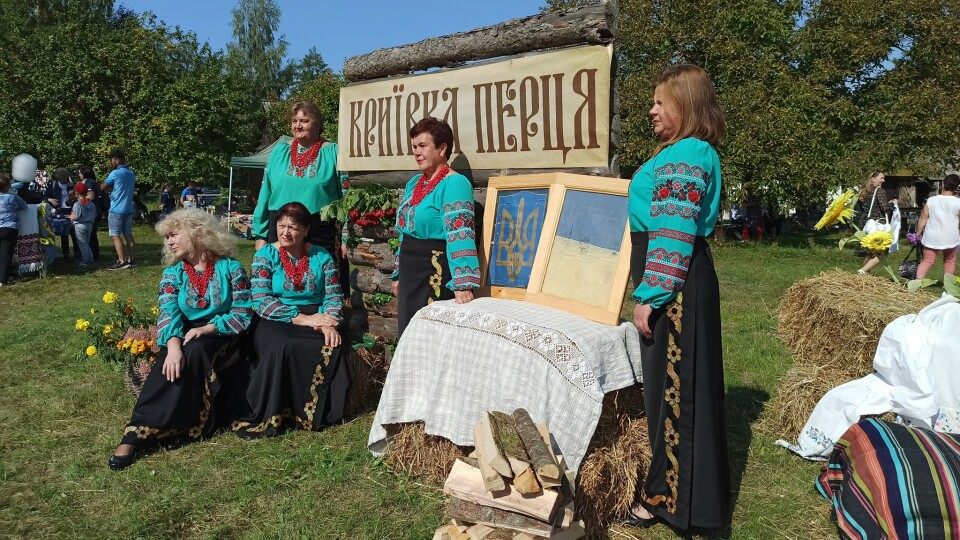 На Волині відбувся фестиваль повстанської пісні