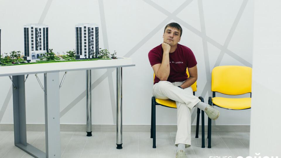 «Бізнесу потрібні люди, які можуть візуалізувати ідеї», - луцький дизайнер Дмитро Авраменко