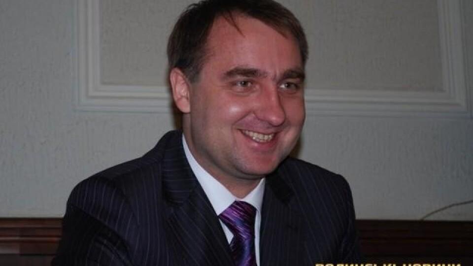 Радником Погуляйка став колишній перший заступник голови Волиньради