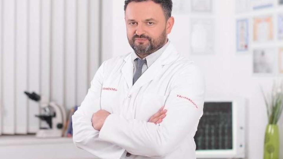 Хірург з Волині Валіхновський назвав фактори, які руйнують головний мозок