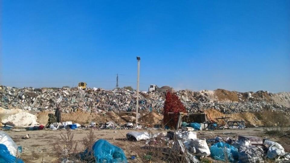 Луцьку загрожує сміттєвий колапс. ВІДЕО