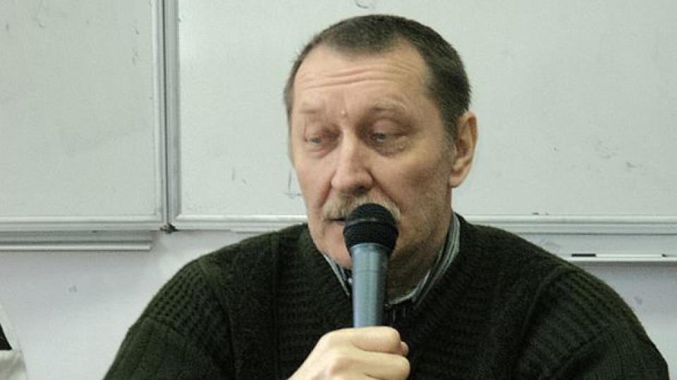 Відомий письменник з Волині презентував новий роман. ФОТО