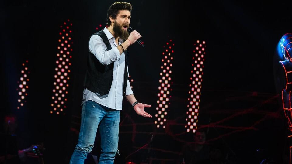 Лучанин пройшов на шоу «Голос країни». Відео