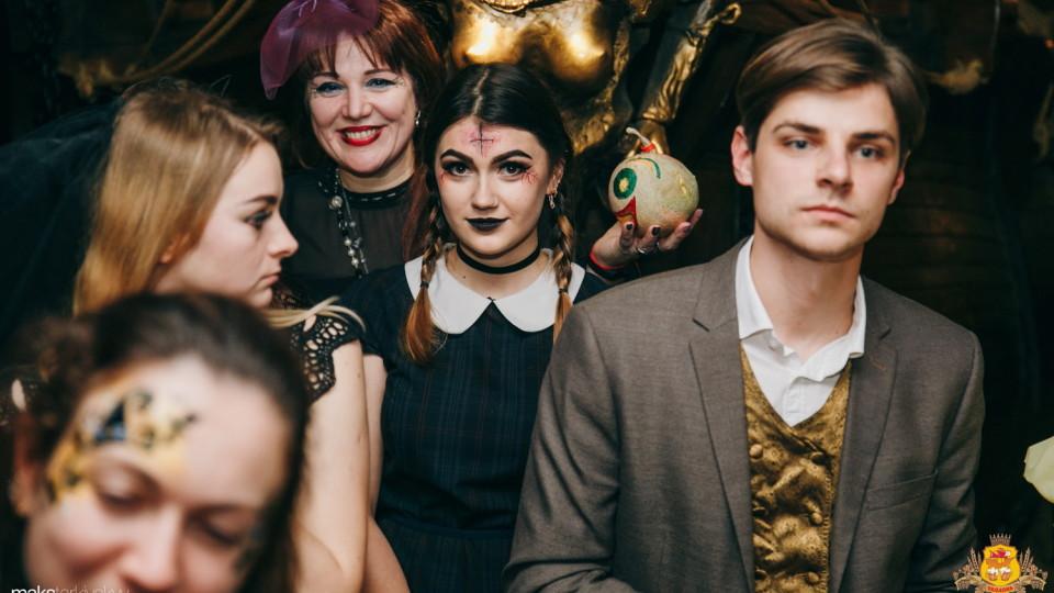 Хелловін у «Кораблику»: як лучани відривалися на святковій вечірці. ФОТО