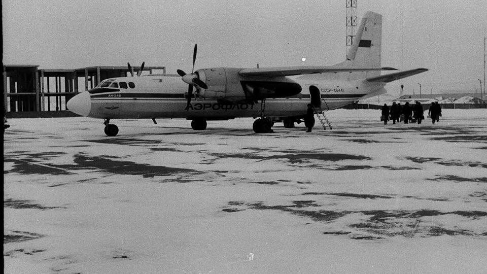 35 років тому відправився перший пасажирський рейс від аеропорту біля Луцька.  ЗГАДАТИ ВСЕ
