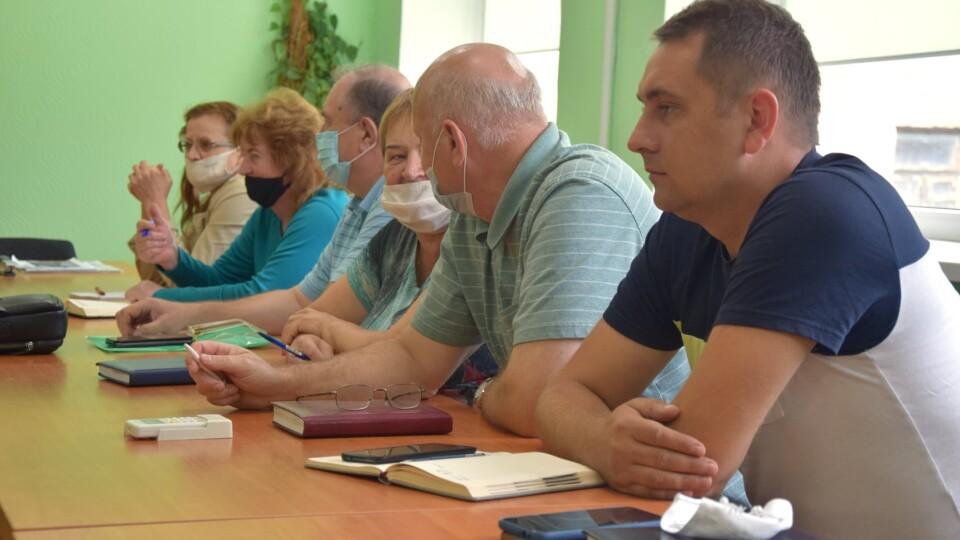 Газовики зустрілись із луцькими ОСББ та обговорили стан підготовки до опалювального сезону