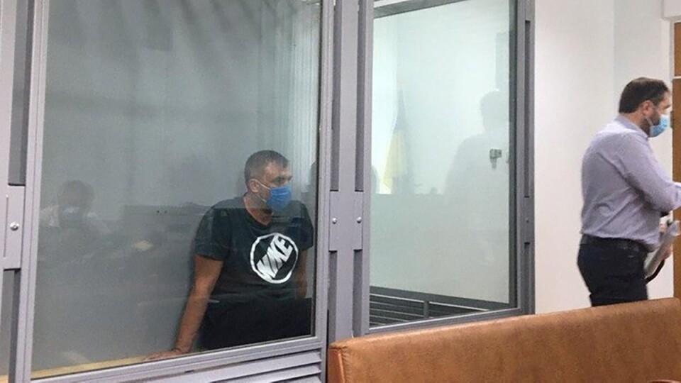 Харківського спільника луцького терориста взяли під варту. Призначили заставу 175 тисяч
