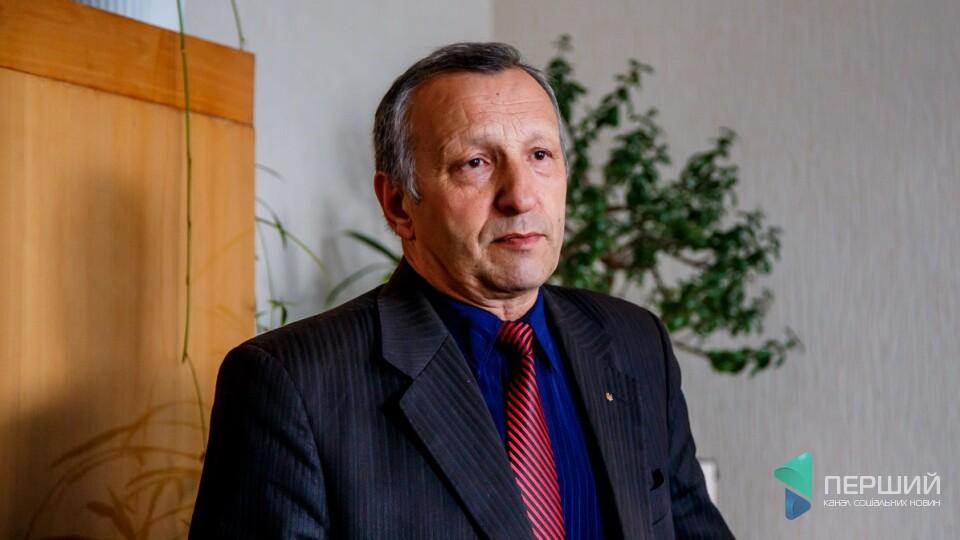 Герой жовтня на «Першому» - Микола Калачук