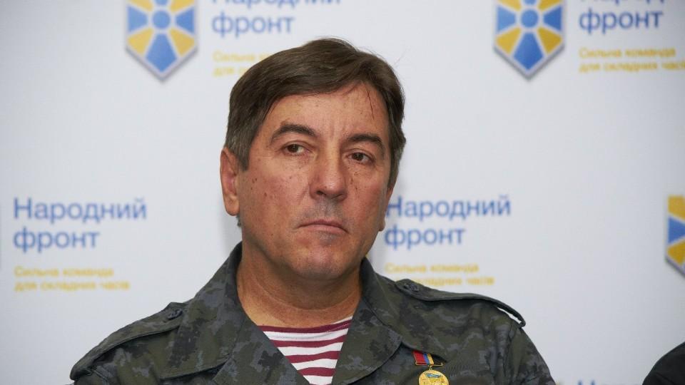 Кандидату в президенти пропонували знятися за 5 мільйонів гривень. ФОТО