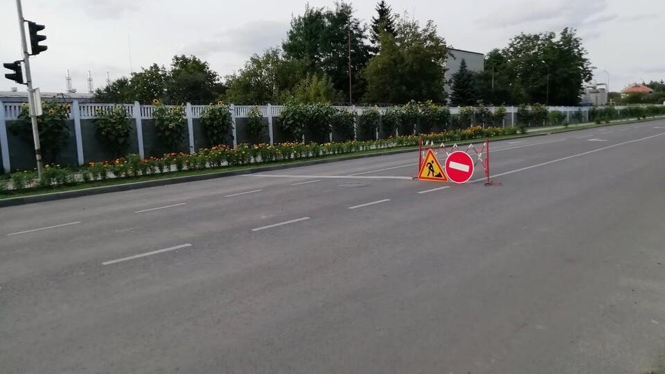 На вулиці Ківерцівській у Луцьку пропонують зробити 4 смуги руху