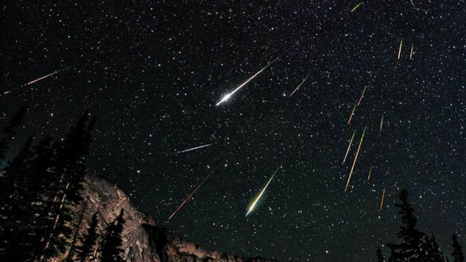 У листопаді українці двічі зможуть спостерігати метеоритний дощ