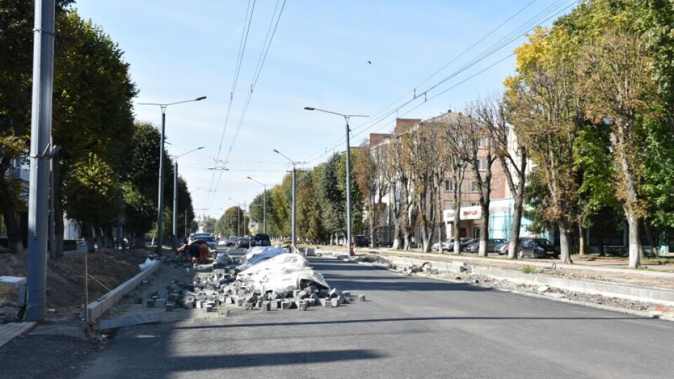 Поліщук доручив відкрити проспект Волі для проїзду до 18 жовтня