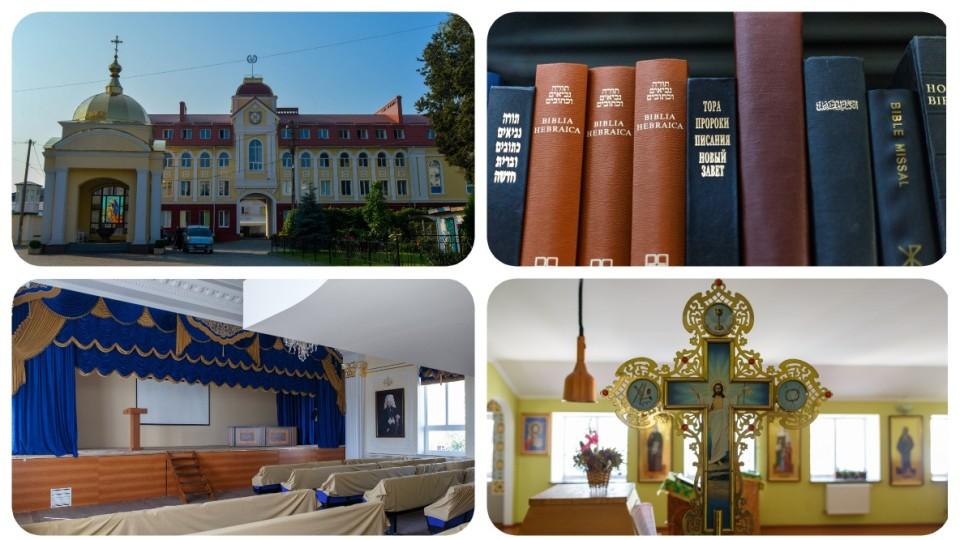 Старовинні книги VS новітні технології: як у Луцьку навчаються на священиків. ФОТО