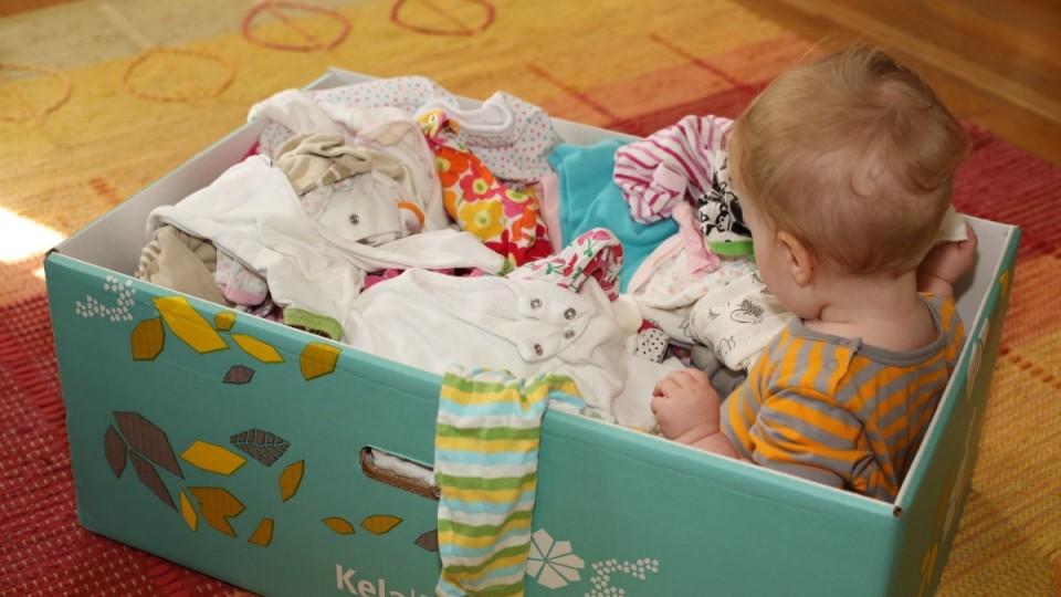У «пакунку малюка» побільшає речей