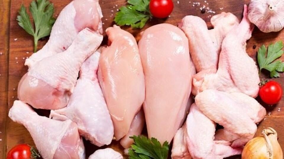 До України з Польщі завезли заражену сальмонелою курятину
