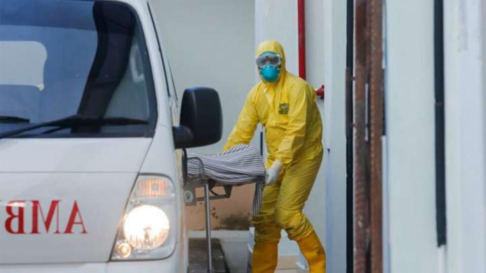 Коронавірус в Україні: 9 642 нових хворих та 2 005 госпіталізованих за добу