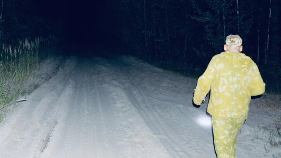 На Волині усю ніч шукали в лісі літнього чоловіка