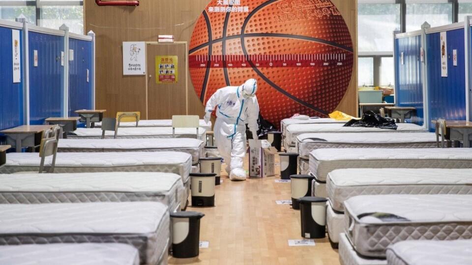 У Луцьку для розміщення хворих на коронавірус підготують два спортзали, – Палиця