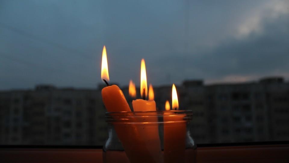 Графік відключення світла у Луцьку на  26 березня