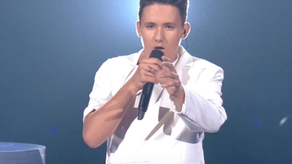 Юний волинянин виконав українську версію італійського хіта Євробачення