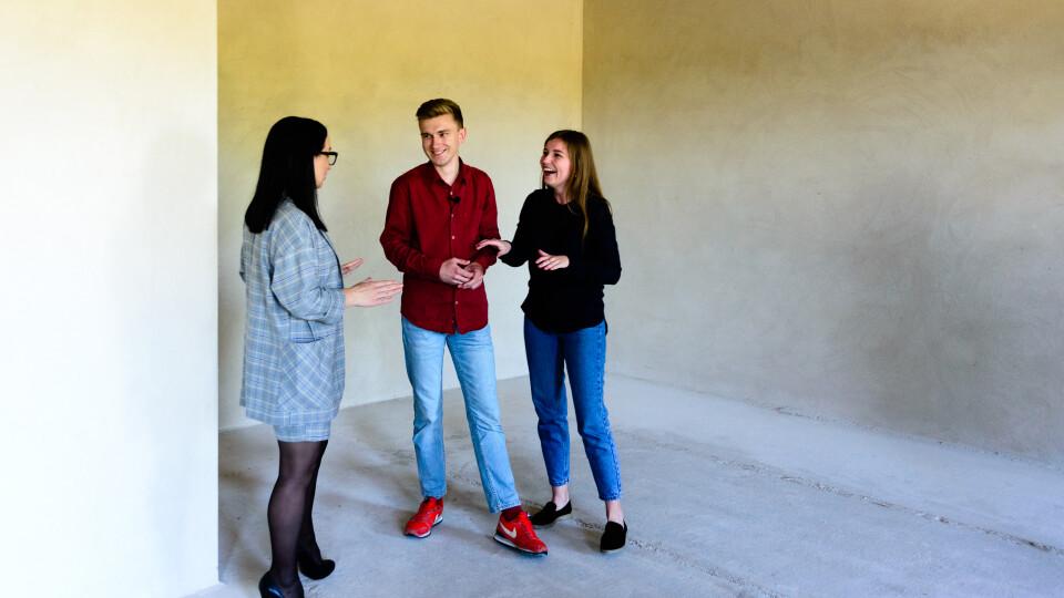 Волинські телеведучі купили квартиру в ЖК «StyleUP». ВІДЕО