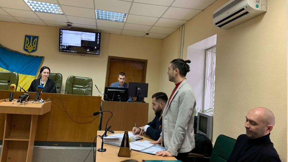 Суд закрив  абсурдну справу лучанина проти  «Антитіл». ФОТО