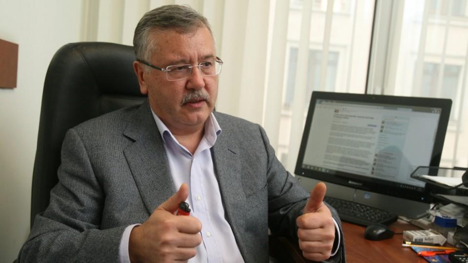 Гриценко назвав  5 кандидатів у президенти, з ким домовляється про об'єднання